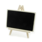 B1907 Board Stand: Small Rectangular -  85 x 55mm - Choice of Colour